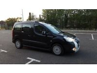 2012-BLACK-CITROEN BERLINGO MULTISPACE XTR E-HDIA-1.6 DIESEL-AUTOMATIC-CHEAP!not(Peugeot,Vauxhall)