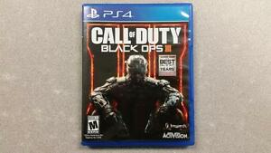 Call of Duty Black Ops III PS4 Game
