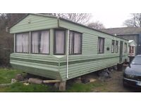 Static Caravan for Sale.