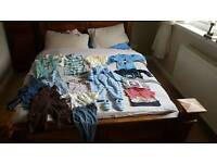 Baby clothes bundle age 3_6 6_9 months
