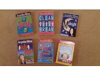 Jacqueline Wilson Books for age 9 - 11 years