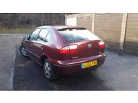 Seat Leon 1,9 TDI (Diesel) Long mot