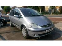 Ford galaxy 1.9 tdi automatic 7 seater with MOT till 12.2017 aircon