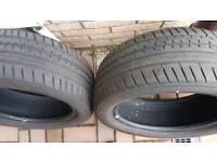 Tyres x 2 x 195/50 R15