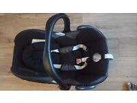 Maxi-Cosi Cabriofix Car Seat - Black Reflection