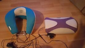Scholl back and neck massagers