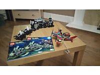 Lego, monster hunter sets