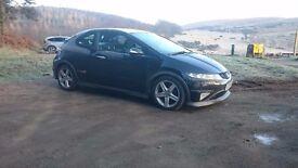 Honda civic type s, 2.2 turbo gt spec