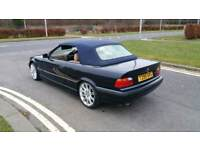 BMW CABRIO MANUAL CONVERTIBLE GREAT CONDITION NEW ROOF 4 YEARS IN DRY STORAGE