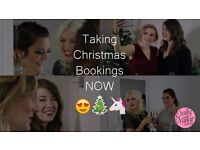 Christmas Party Makeup | Professional Makeup Artist