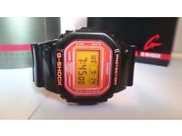 Limited Edition G-Shock watch