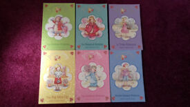 Like New Set of 6 Princess Poppy Books