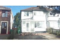 3 BEDROOMS: THROUGH LOUNGE: CONSERVATORY: OFF STREET PARKING: ACCESS TO M6 JUNCTION 7:WILL GO QUICK!