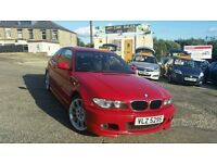2004 BMW 318CI SPORT COUPE MILANO RED