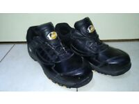 Vsport safty boots used size 13 still plenty of life left!Can deliver or post!