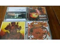 Cd joblot 100 cds