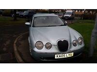 jaguar s type 2.7 turbo diesiel years mot automatic full leather sat nav