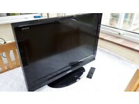 Toshiba 32 inch LCD television