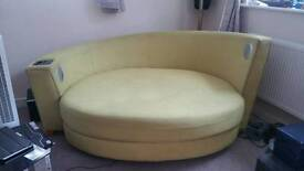 Dfs Green sofa