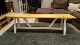 2 x Dining benches