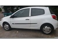 LHD RENAULT CLIO 2012