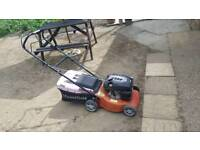 Mountfield self propelled 4 stroke lawnmower