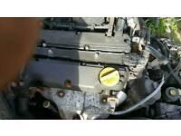 Vauxhall Corsa 1.2 Z12XE Bare Petrol Engine 72,000 Miles