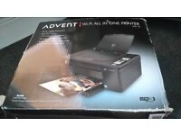 ADVENT WIFI ALL IN ONE PRINTER FOR SALE