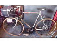"Raleigh ""The Winner"" 1980's road bike"
