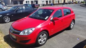 Vaxhall astra 2007 1.7cdti full years mot