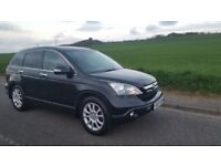 2007 honda crv 2.2cdti ex top of the range