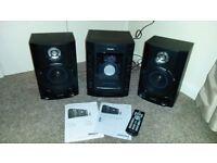 Philips FWM154 mini hi-fi system