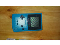 Gameboy Color (blue) - Used, original box