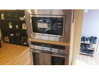 Intergrated fitted microwave