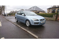 Ford Focus 1.6 Zetec Climate 5dr FULL SERVICE HISTORY VERY GOOD CONDITION LOW MILEAGE