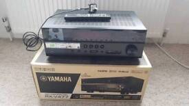 Yamaha Receiver 4k and airplay ready. LOCAL PICKUP ONLY