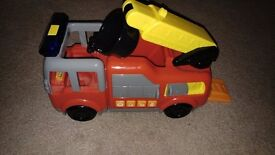 ELC Happyland Large Fire Engine With Lights & Sounds