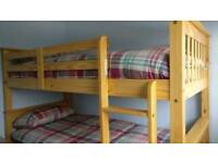 Good qaulity bunk bed