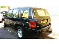 Jeep Grand Cherokee - low mileage