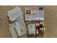 Marbling Kit - £10 - collection or can post for an additional cost
