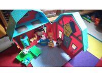 Timmy time nursery play set