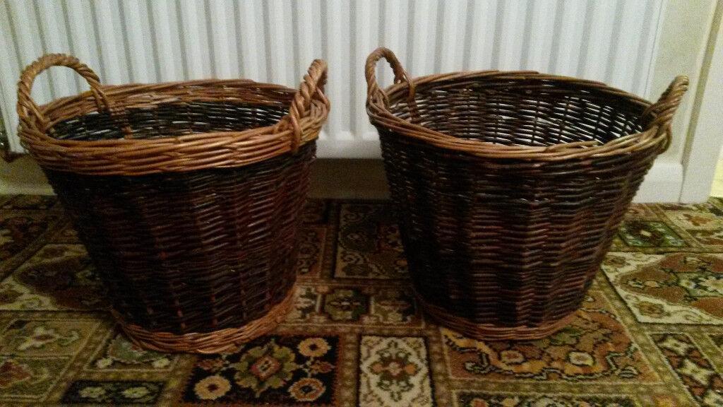 Log baskets - 2