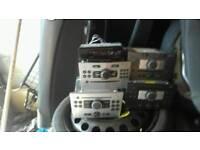 Vauxhall radios