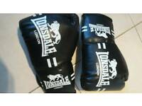 BOXING GLOVES. Lonsdale.