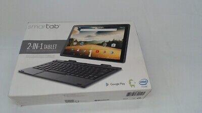 2 in 1 Tablet/Notebook, 10.1-Inch Screen, 32GB - Black