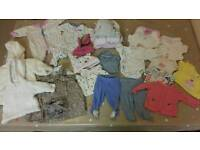 Newborn (0-3) baby girl bundle