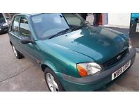 Ford Fiesta 1.8 Deisel. Long Mot. Low Mileage