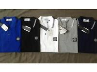Long sleeve polo size large only