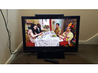 "ITEM HAS BEEN SOLD - Panasonic Viera 37"" PLASMA HD TV £50.00 no offers. Buyer Collects."