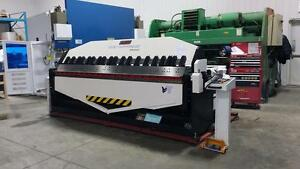 Hydraulic Folder - Sign bending machine